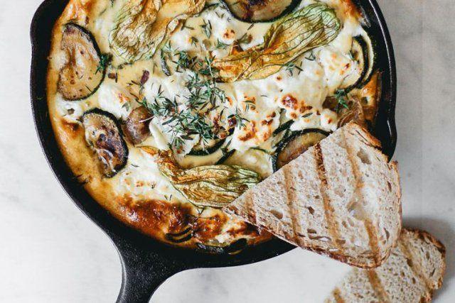 Что приготовить из кабачков – 15 простых рецептов