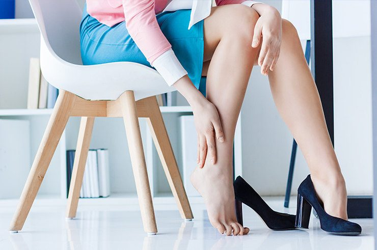 Что делать, если обувь жмёт?