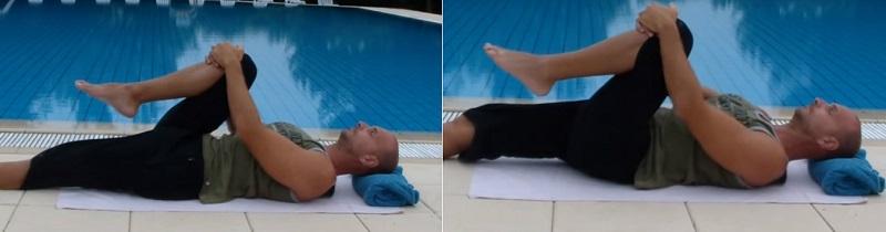 8 простых упражнений, которые помогут избавиться от защемления седалищного нерва!