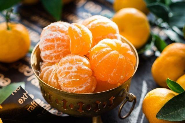 Сколько можно съедать мандаринов без вреда для здоровья