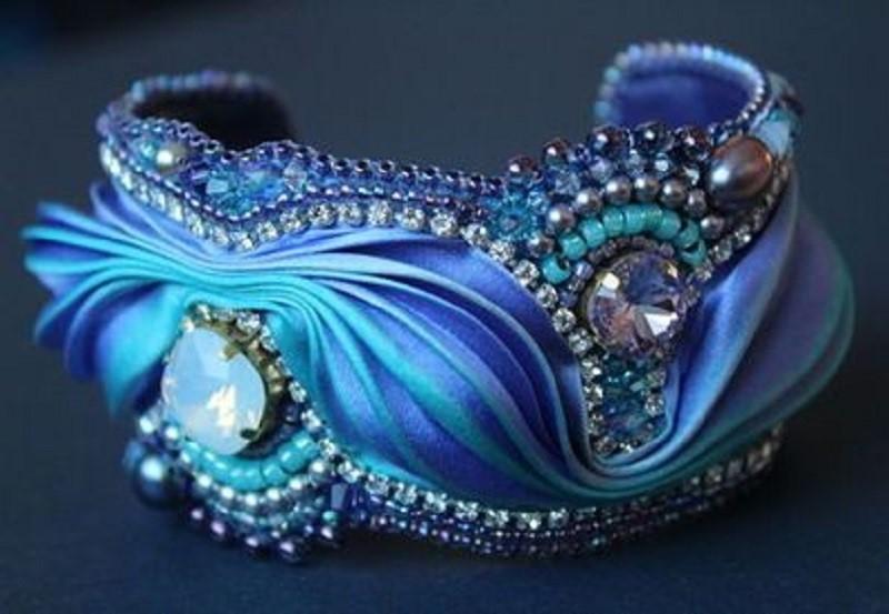 Магия шибори: стильные украшения в японском стиле, которые покорят твое сердце. Настоящее волшебство…