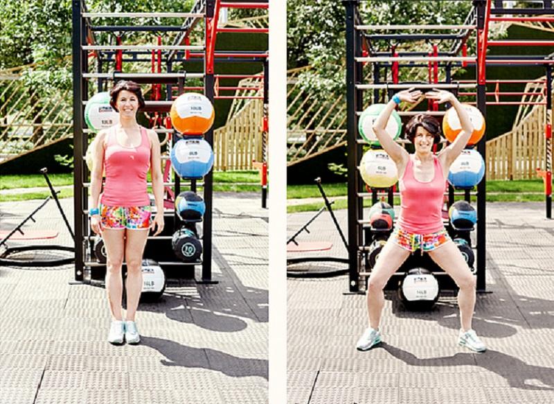 Худеем за 25 минут в день по голливудской системе. Самые эффективные упражнения! Минус 3 кг за месяц без возврата!