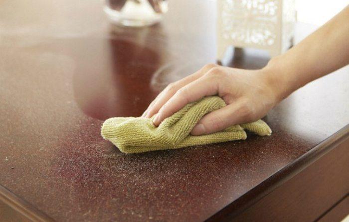 Как победить пыль надолго