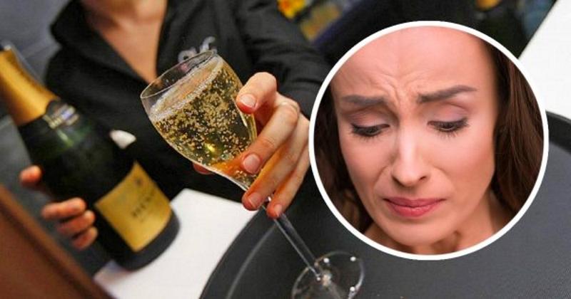 Ученые доказали — нервным женщинам нужно пить шампанское ежедневно!