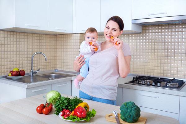 Похудение при кормлении грудью