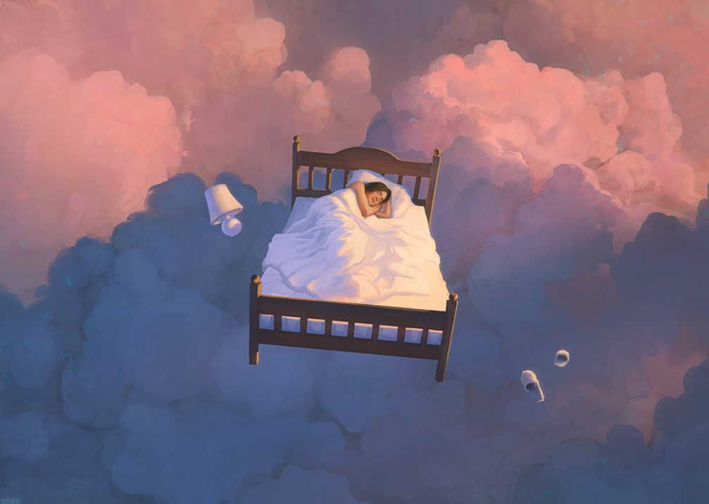 Как уснуть за 1 минуту и избавиться от бессонницы навсегда!