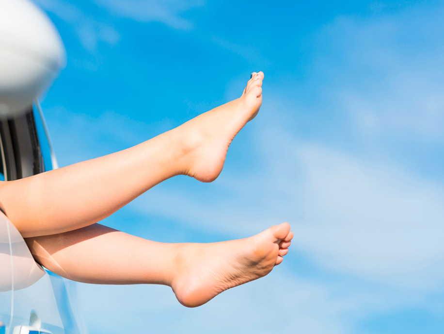 Сосудистые «звездочки» на ногах: избавляемся просто и надежно! Рецепты от усталости ног