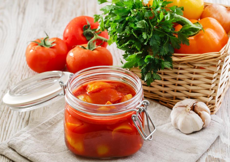Раз и готово: лечо, кетчуп и заправка для супа