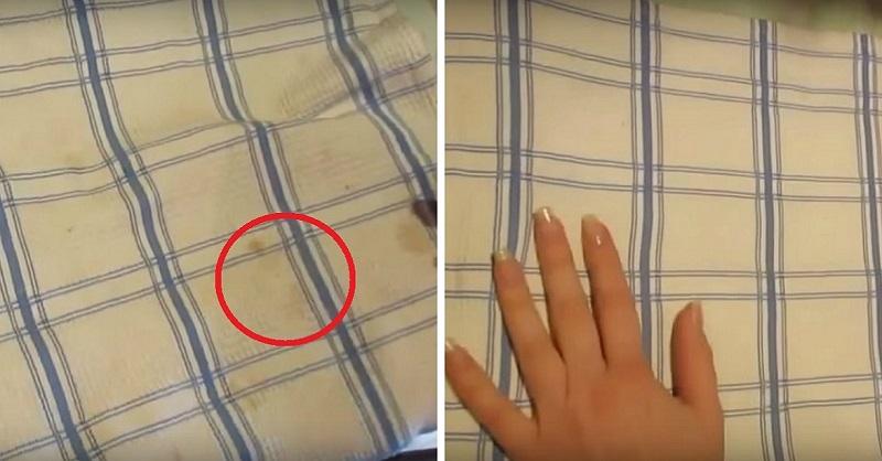 Как отбелить кухонные полотенца: способ, которым пользуется моя соседка. Белее, чем первый снег!