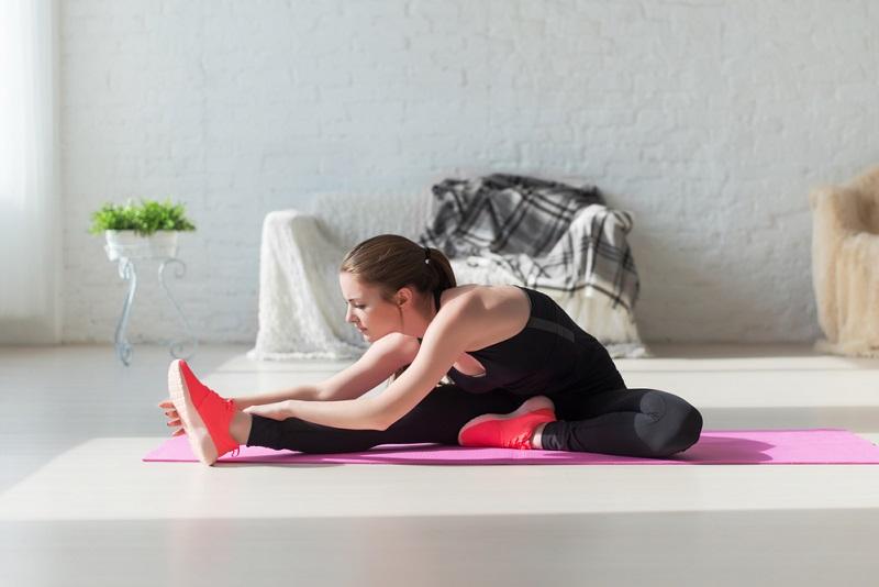 Техника выполнения маха мудры — позы великой печати. Для женского здоровья нужно сесть и… Каждый день, дорогуша.
