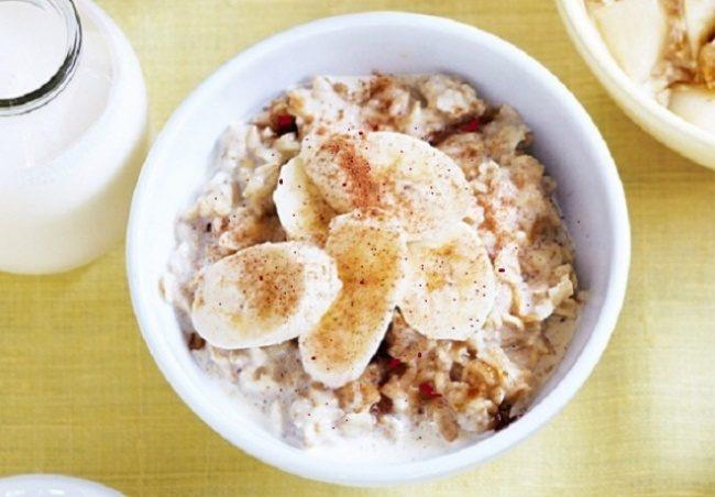 Ещё 5 вкусных и полезных завтраков из овсянки