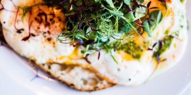 6 вкусных завтраков для ленивых выходных