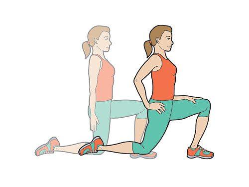 7 простых упражнений, которые избавят вас от болей в спине