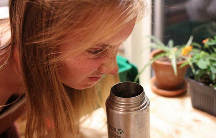 5 способов избавиться от неприятного запаха в термосе