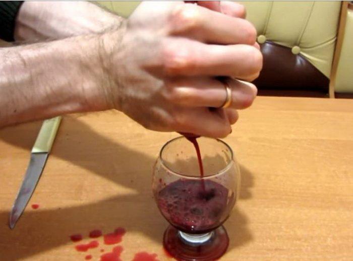 Как выжать сок из граната без соковыжималки