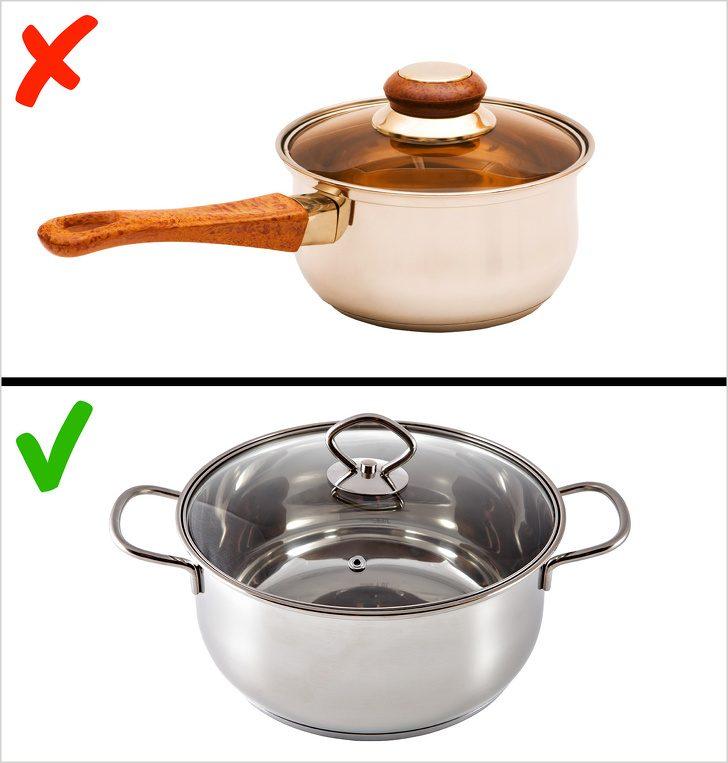 4 вида токсичной посуды, от которой лучше отказаться незамедлительно!
