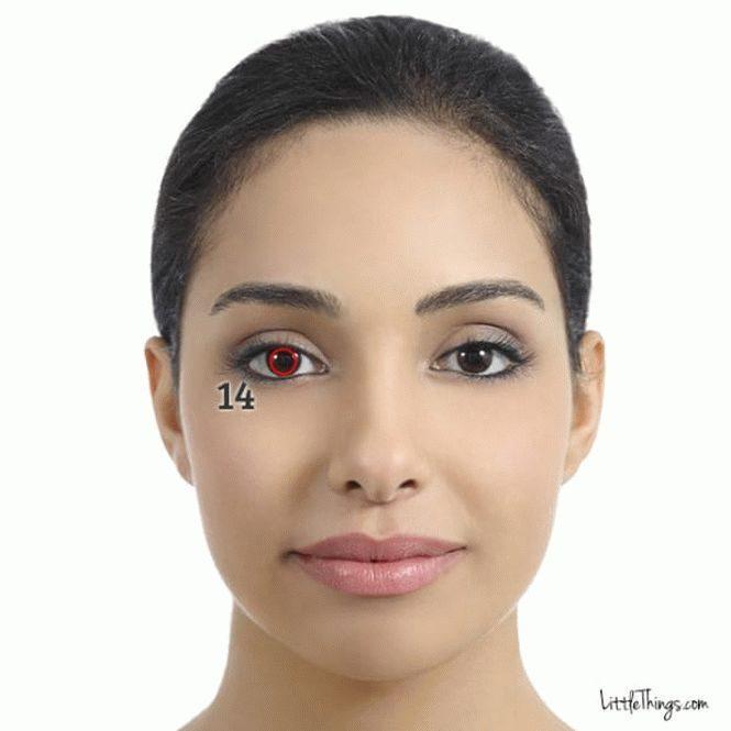 О чем могут рассказать морщины и пятна на лице?