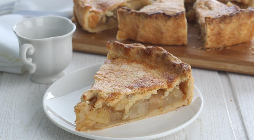 Яблочный пирог, рецепт которого регламентировало Министерство обороны