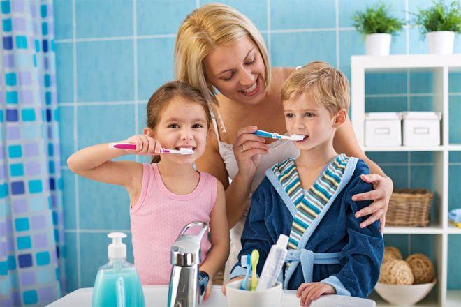 5 правил ухода за зубами и полостью рта