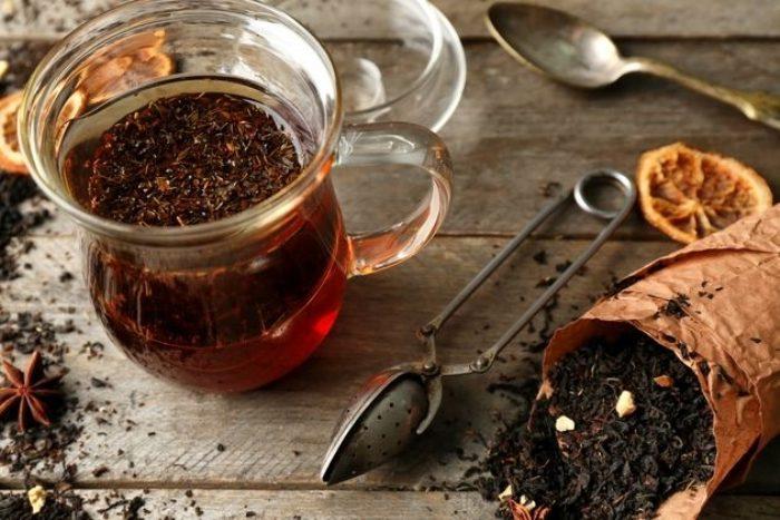 Готовим вкуснейший чайный пирог с секретным ингредиентом