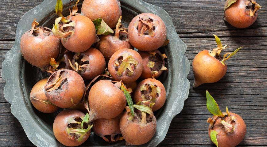 Что такое мушмула, фото, вкус этого зимнего фрукта и 2 рецепта с ним