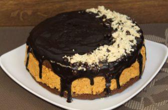 Торт НА СКОРУЮ РУКУ! Без возни и из простых ингредиентов! Проще не бывает!