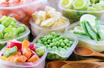 Замороженные и консервированные: какие фрукты и овощи полезнее?