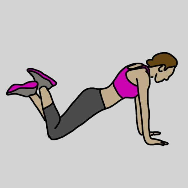 8 упражнений против дряблости рук