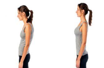 3 упражнения, которые избавят от сутулости