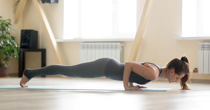 Жиросжигающая тренировка для красивой фигуры