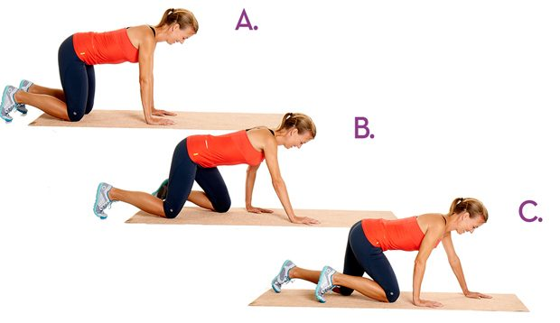 7 самых эффективных упражнений для красивого живота