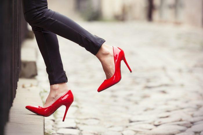 Как без боли носить высокие каблуки целый день