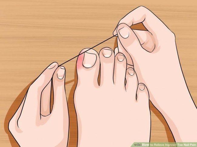 Правила ухода за ногами