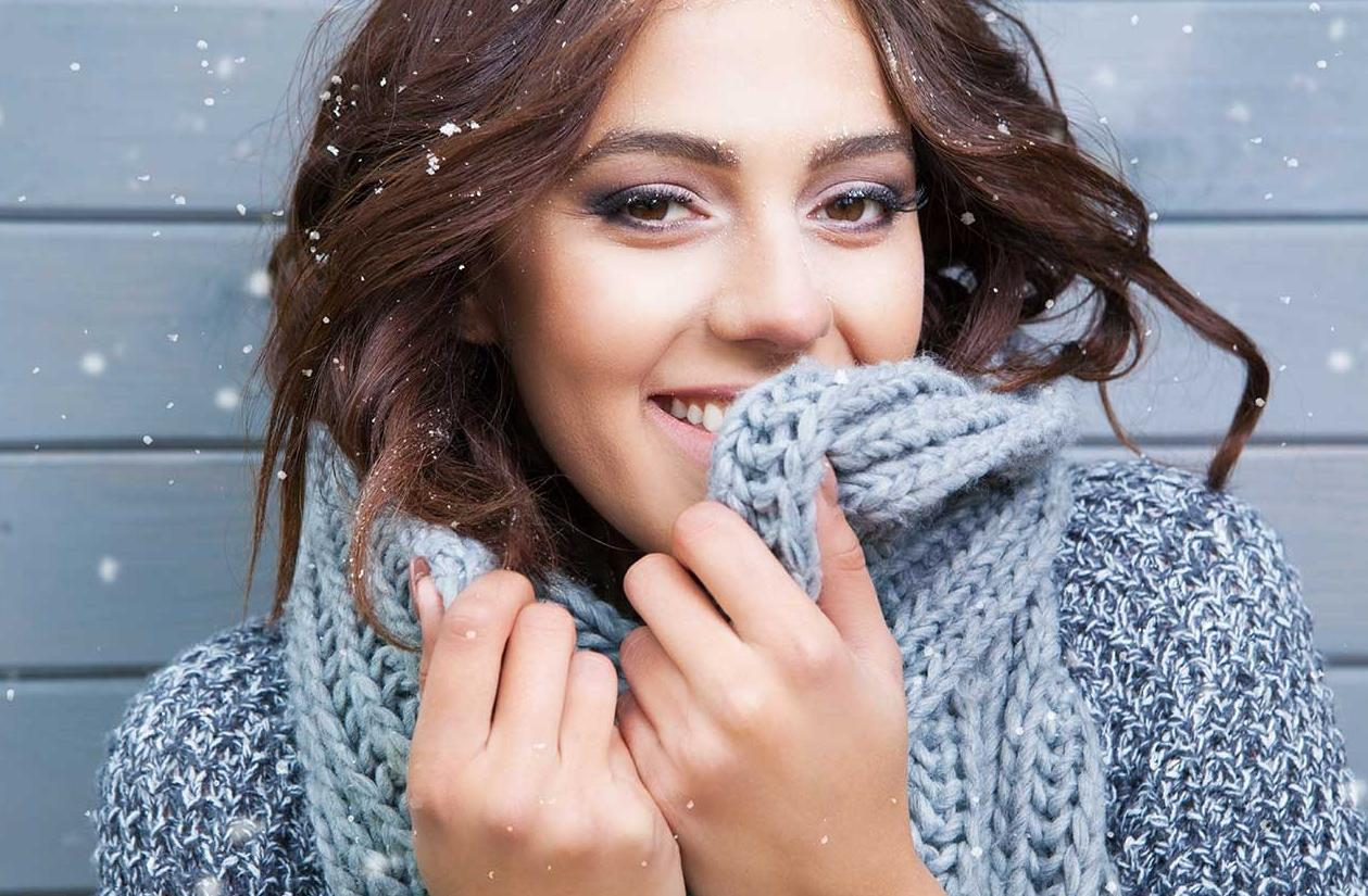 А как защитить волосы зимой – бьюти советы
