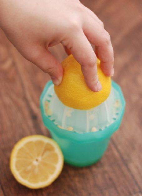 Лимон для пяток- лучшая помощь при трещинах