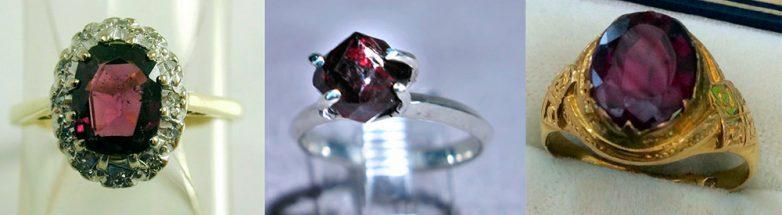 Красивейший камень Гранат-альмандин и его лечебные свойства