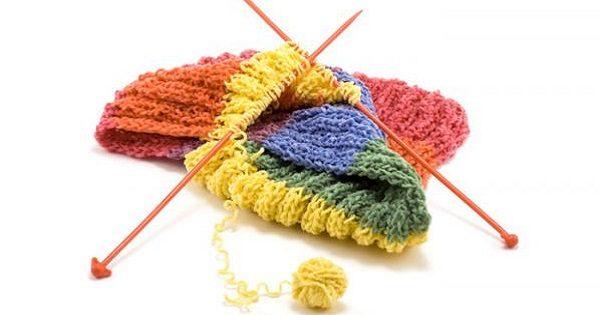 Вязание — йога для мозга
