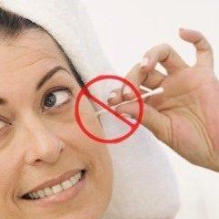 Серная пробка в ушах: удаление в домашних условиях