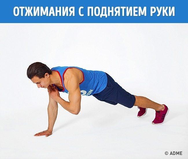 Упражнения, которые помогут быстро сжечь жир