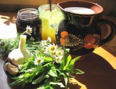 Народные рецепты при бронхите