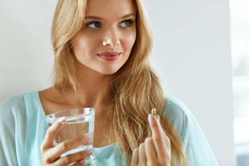 Фолиевая кислота для здоровья женщины