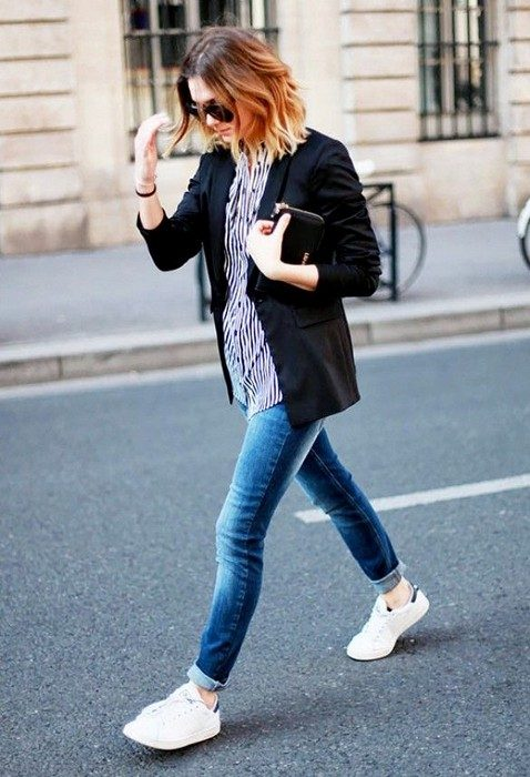 Как выбрать идеальные джинсы для вашего типа фигуры
