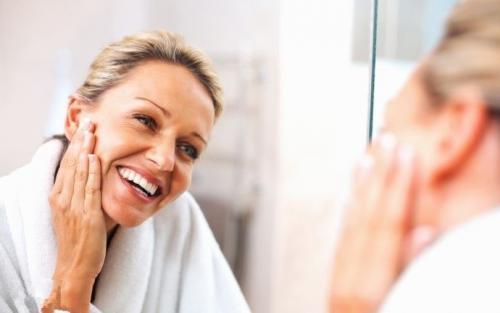 Подтянуть кожу лица после 40 в домашних условиях. Контрастное умывание и компрессы