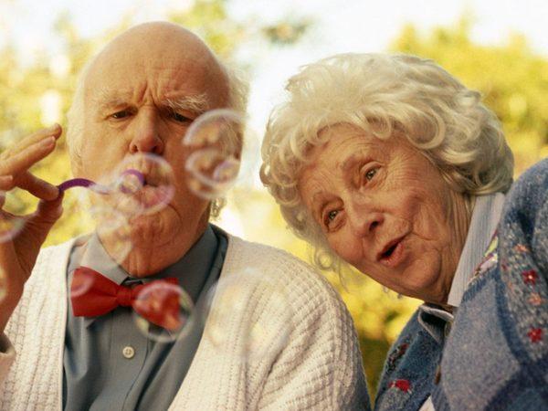 Щадящая чистка организма для пожилых людей