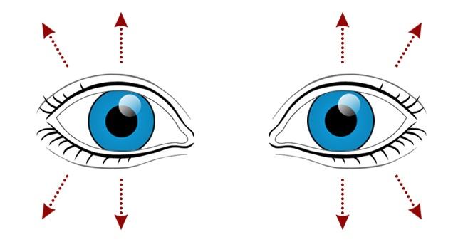 10 простых упражнений, чтобы улучшить зрение