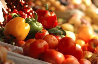 Красные овощи и фрукты — польза или вред?