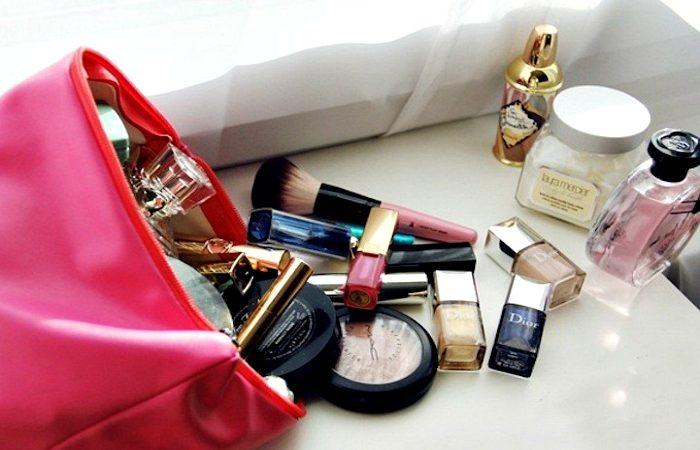 Как привести в порядок содержимое косметички