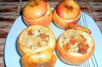 5 яблочных десертов, которые сведут вас с ума!