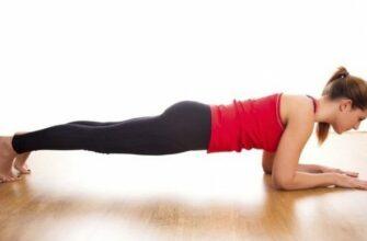 5 упражнений, чтобы привести себя в форму после праздников