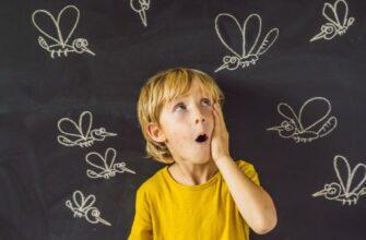 Что нужно есть, чтобы комары не кусали?